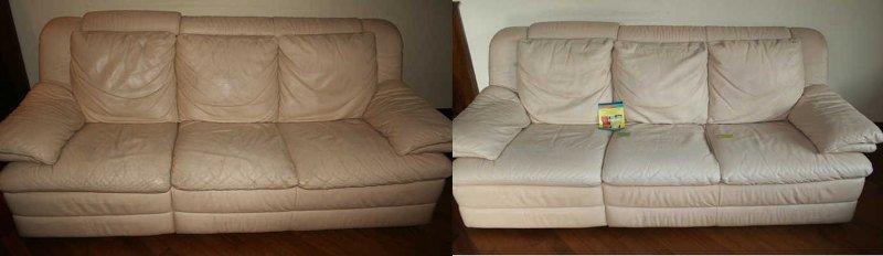 Riparazione pelle ecopelle plastica tessuto bruciature a - Tappezzare divano ...