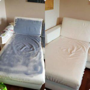 riparazione divano in pelle