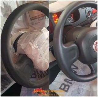 rigenerazione volante in plastica Fiat