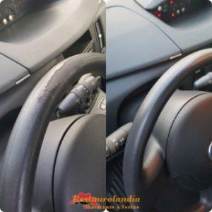 riparazione volante plastica Fiat