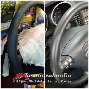 rigenerazione volante in plastica Toyota