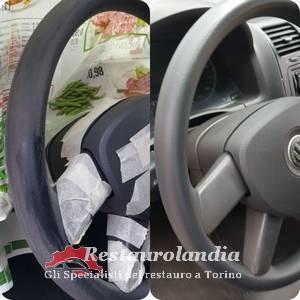 rigenerazione volante in plastica Volkswagen