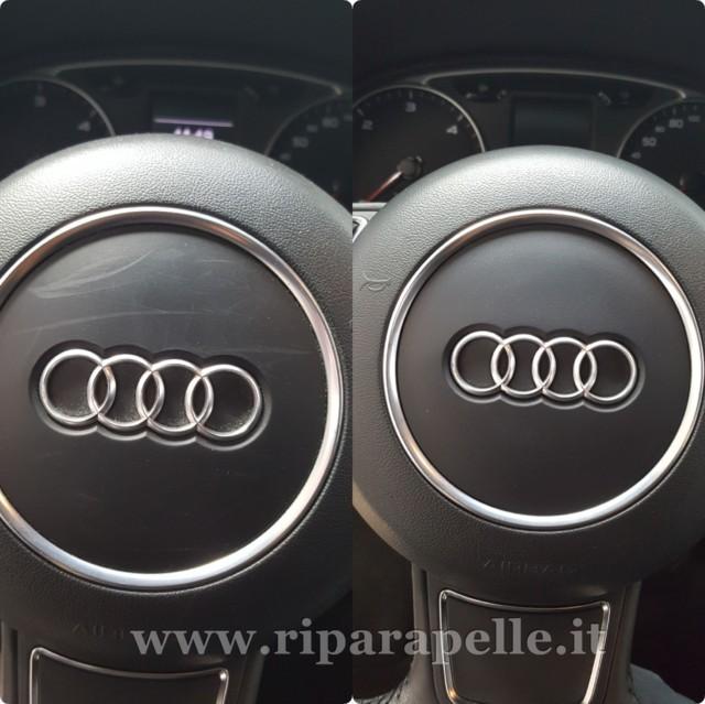 Rimozione graffi airbag
