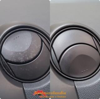 verniciatura bocchette aria auto