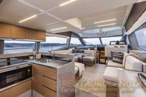 Restauro interni barche, yachts